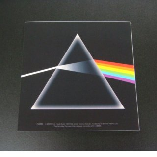 PINK FLOYD Dark Side of the Moon, ステッカー