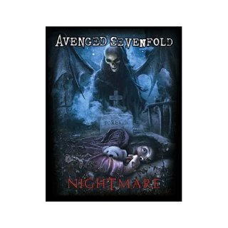AVENGED SEVENFOLD Nightmare, バックパッチ