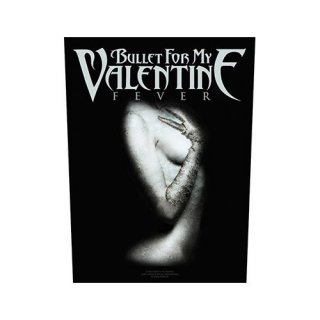 BULLET FOR MY VALENTINE Fever, バックパッチ
