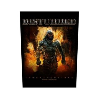 DISTURBED Indestructible, バックパッチ