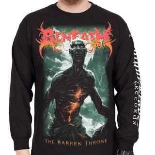 BENEATH The Barren Throne, ロングTシャツ