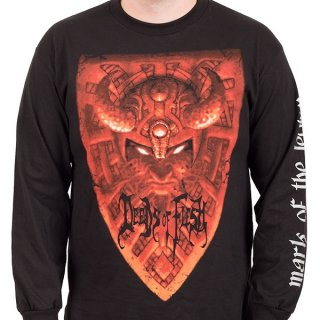 DEEDS OF FLESH Mark Of The Legion, ロングTシャツ