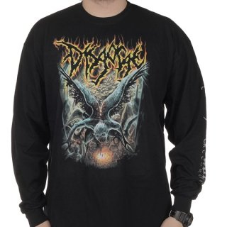 DISGORGE Perish Angel, ロングTシャツ