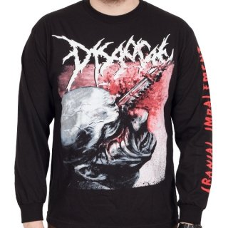 DISGORGE Cranial Impalement, ロングTシャツ