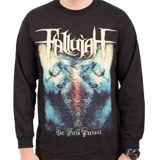 FALLUJAH The Flesh Prevails, ロングTシャツ