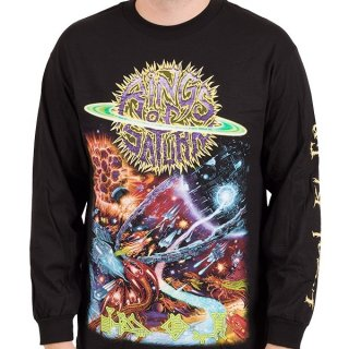 RINGS OF SATURN Saturn Ship, ロングTシャツ