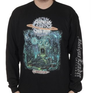 RINGS OF SATURN Dingir, ロングTシャツ