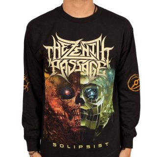 THE ZENITH PASSAGE Solipsist, ロングTシャツ
