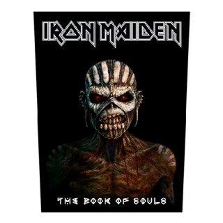 IRON MAIDEN Iron Maiden Album & Tour (2017), バックパッチ