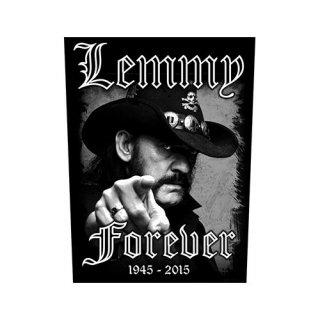 LEMMY Forever, バックパッチ