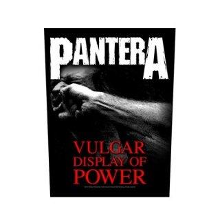 PANTERA Vulgar Display Of Power, バックパッチ