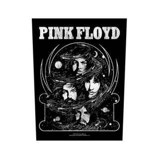 PINK FLOYD Cosmic Faces, バックパッチ