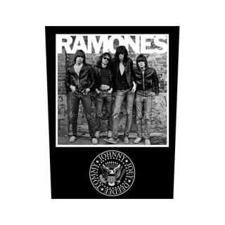 RAMONES 1976, バックパッチ