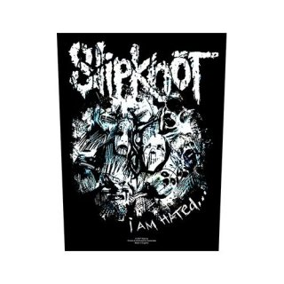 SLIPKNOT I am Hated, バックパッチ