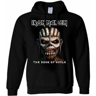 IRON MAIDEN The Book of Souls, パーカー