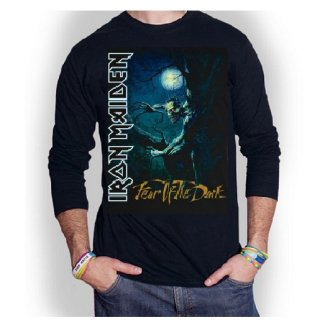 IRON MAIDEN Fear of the Dark, ロングTシャツ