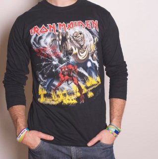 IRON MAIDEN Number of the Beast, ロングTシャツ