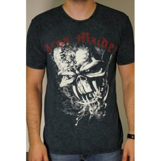 IRON MAIDEN Final Frontier Eddie, Tシャツ