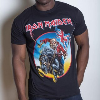 IRON MAIDEN Euro Tour, Tシャツ