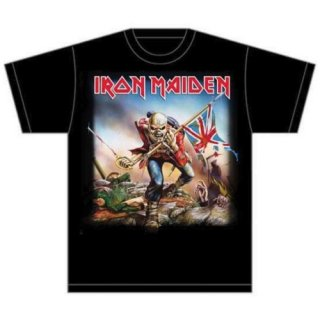 IRON MAIDEN Trooper, Tシャツ
