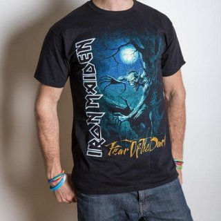 IRON MAIDEN Fear of the Dark Tree Sprite, Tシャツ