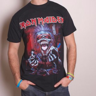 IRON MAIDEN A Real Dead One, Tシャツ