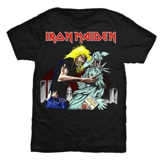 IRON MAIDEN New York, Tシャツ
