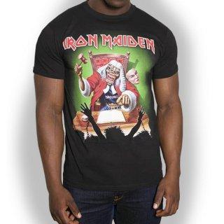 IRON MAIDEN Deaf Sentence, Tシャツ