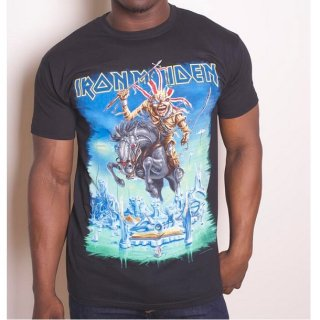 IRON MAIDEN Tour Trooper, Tシャツ
