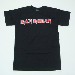 IRON MAIDEN Logo, Tシャツ