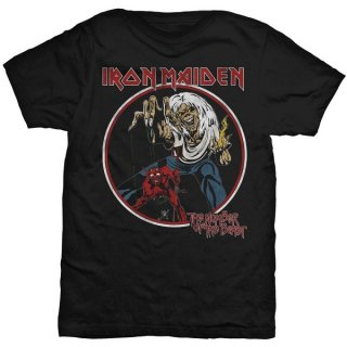IRON MAIDEN Number of the Beast 2, Tシャツ