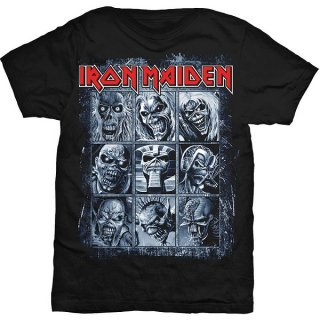 IRON MAIDEN Nine Eddies, Tシャツ