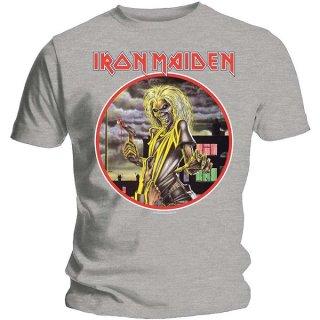 IRON MAIDEN Killers Circle, Tシャツ
