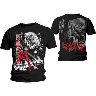 IRON MAIDEN Number of the Beast Jumbo, Tシャツ