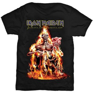 IRON MAIDEN Seventh Son, Tシャツ