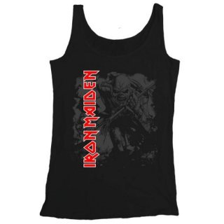 IRON MAIDEN Hi-Contrast Trooper, タンクトップ(メンズ)