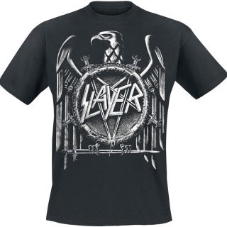 SLAYER Hi-Contrast Eagle, Tシャツ