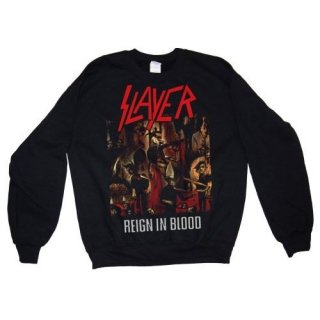 SLAYER Reign in Blood, スウェットシャツ
