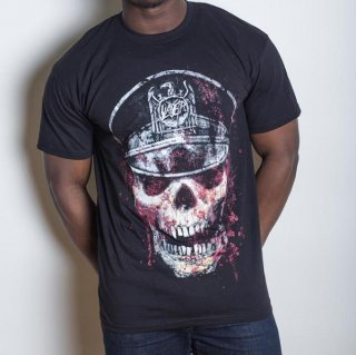 SLAYER Skull Hat, Tシャツ