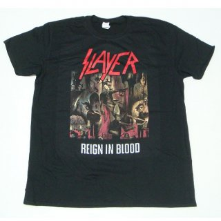 SLAYER Reign in Blood, Tシャツ