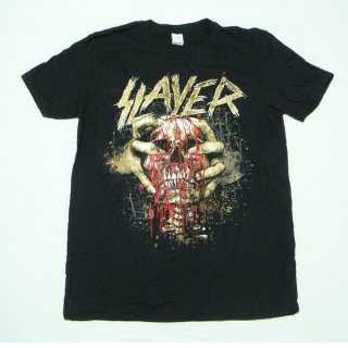 SLAYER Skull Clench, Tシャツ