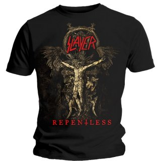 SLAYER Cruciform Skeletal, Tシャツ