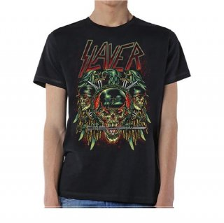 SLAYER Prey with Background, Tシャツ