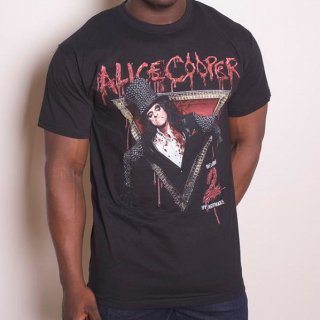 ALICE COOPER Welcome to my Nightmare, Tシャツ