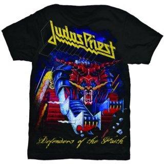 JUDAS PRIEST Defender of the Faith, Tシャツ