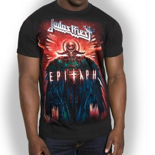 JUDAS PRIEST Epitaph Jumbo, Tシャツ