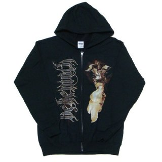 BEHEMOTH Side Logo, Zip-Upパーカー