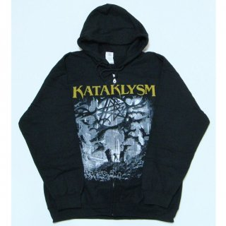 KATAKLYSM Waiting, Zip-Upパーカー