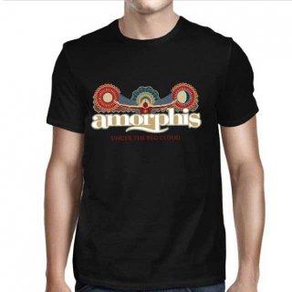 AMORPHIS Sun Moon Logo, Tシャツ