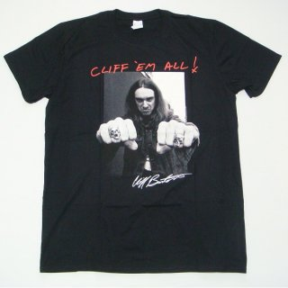 METALLICA Cliff Burton Fists, Tシャツ<img class='new_mark_img2' src='//img.shop-pro.jp/img/new/icons20.gif' style='border:none;display:inline;margin:0px;padding:0px;width:auto;' />